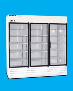 REFRIGERATORS - SOLID & GLASS DOORS