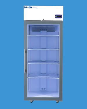 COVID-19 Refrigeration Storage.